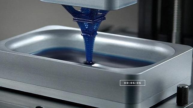 Carbon3D: la impresora 3D más rápida del mundo que se inspira en Terminator