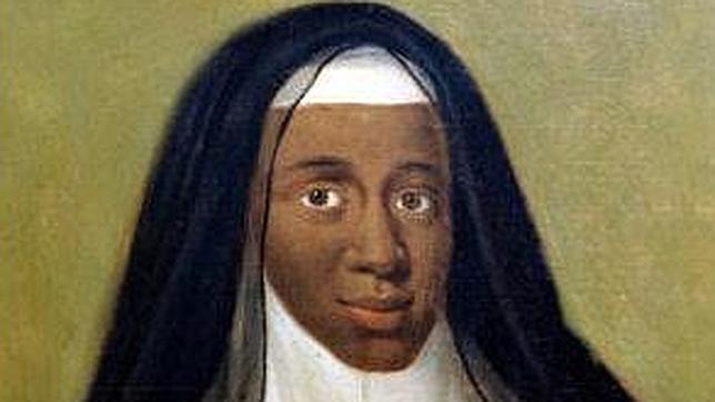 Louise-Marie-Thérése, «La Monja Negra», quien se rumoreaba que era la hija oculta de los Reyes de Francia