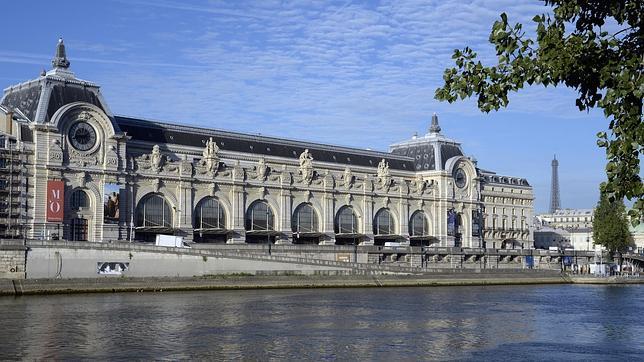 Imagen del exterior del Museo d'Orsay de París