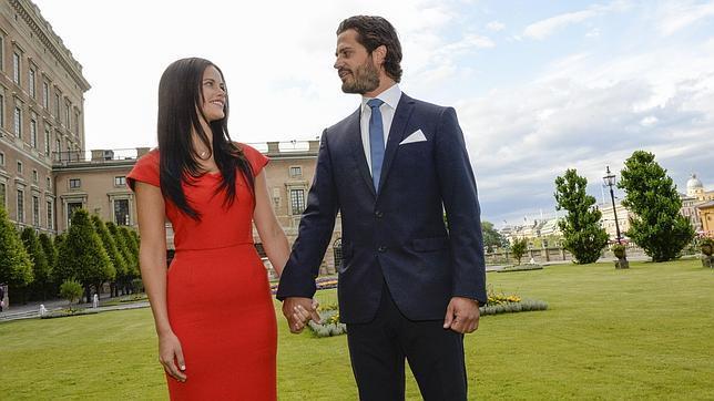 Así será la boda de Carlos Felipe de Suecia con la modelo Sofia Hellqvist