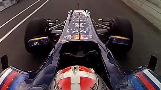 Así se ve la Fórmula 1 en 360 grados