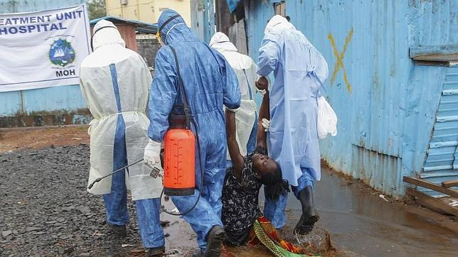 Sierra Leona es uno de los tres países más afectados por la epidemia de ébola