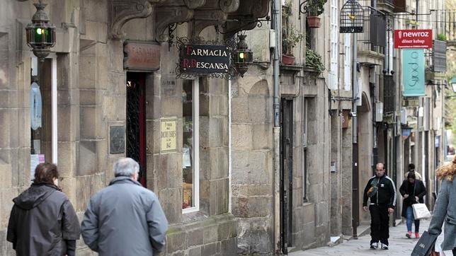 Carolina bescansa la oveja negra de una dinast a gallega - La farmacia en casa ...