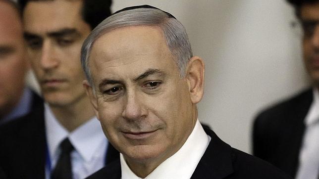 Netanyahu el día después de su victoria electoral
