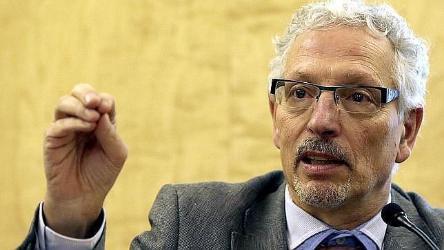 El juez Santiago Vidal ha sido castigado con la mayor sanción impuesta: tres años de suspensión