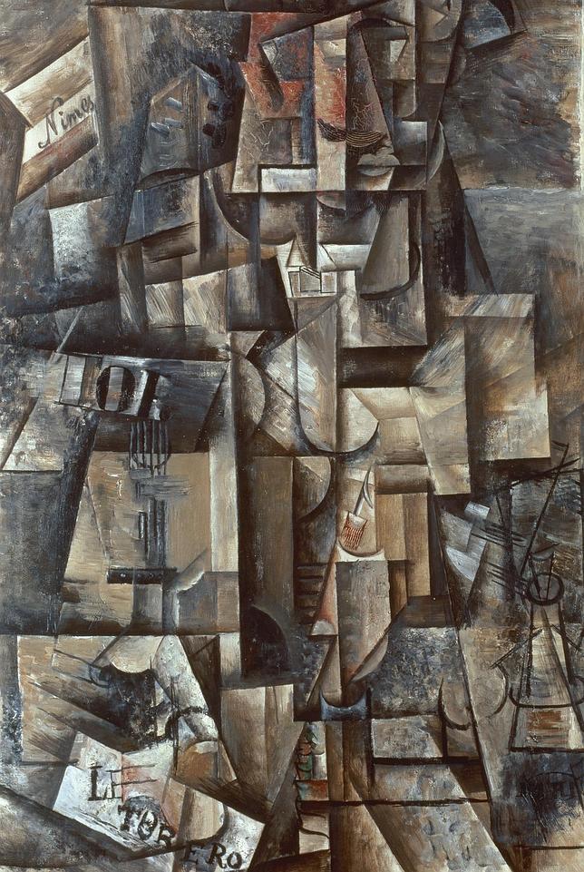 ¿Eres capaz de distinguir al aficionado a los toros pintado por Picasso?