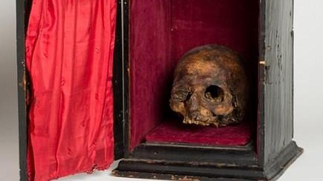 Truculentas historias de ilustres cráneos