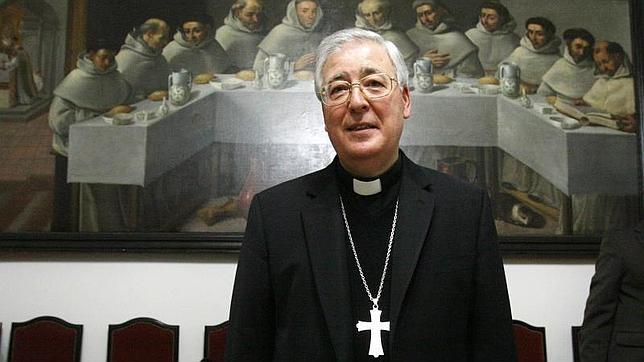 El obispo de Alcalá de Henares, Juan Antonio Reig Pla