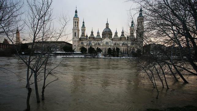 Ha sido la inundación más dañina causada por el Ebro desde que ocurrida en enero de 1961