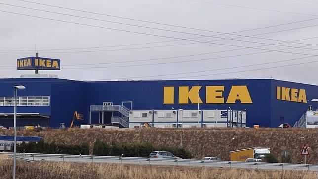 Establecimiento de Ikea