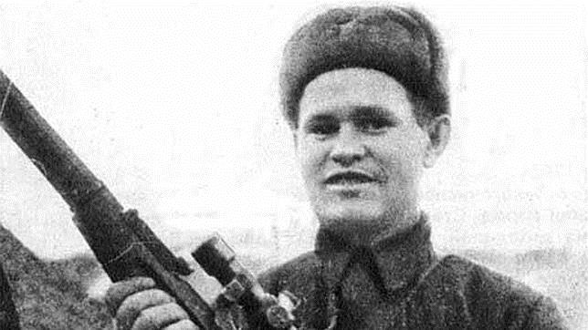 El duelo más épico entre un francotirador nazi y uno soviético