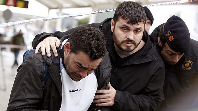 La Gendarmería tardará varios días en recuperar los cuerpos del accidente