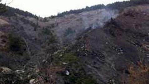 Testigos de la tragedia: «Parecía que no iba a poder sobrevolar la montaña»