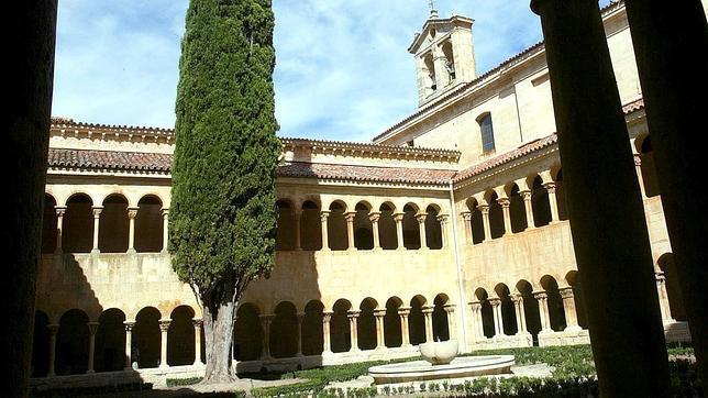 El claustro del monasterio de Santo Domingo de Silos, en una imagen de archivo