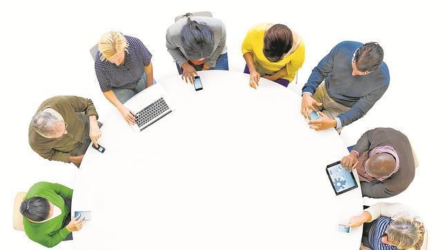 El modelo de gestión hoy es horizontal y se rige por «las tres C»: comunicación, colaboración y conexión