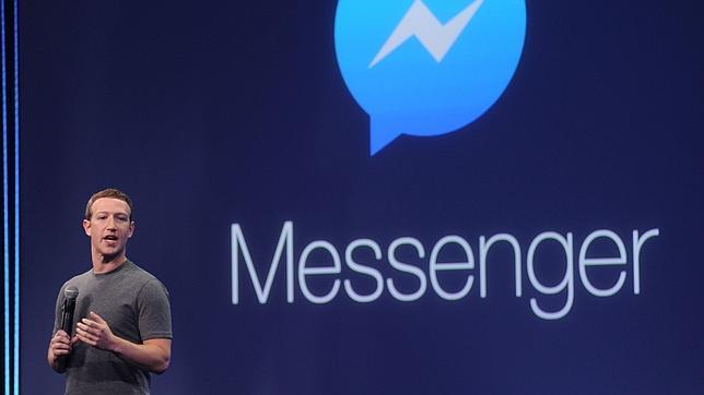 Mark Zuckerberg, durante su internvención en la charla inaugural del F8
