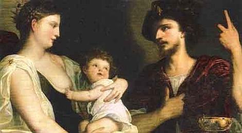El conspirador que asesinó a Alejandro Magno, a la esposa de éste, a sus hijos y a su madre