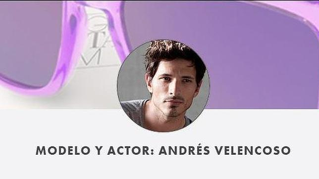 Andrés Velencoso se suma al «Purple day» y la lucha contra la epilepsia
