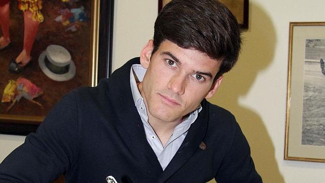 Garrido: «Me dio coraje no tomar la alternativa en Olivenza, pero ahora me alegra hacerlo en Sevilla»