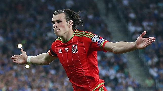 El fabuloso gol de Bale con Gales