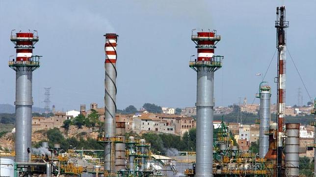 industria petroquimica contaminante: