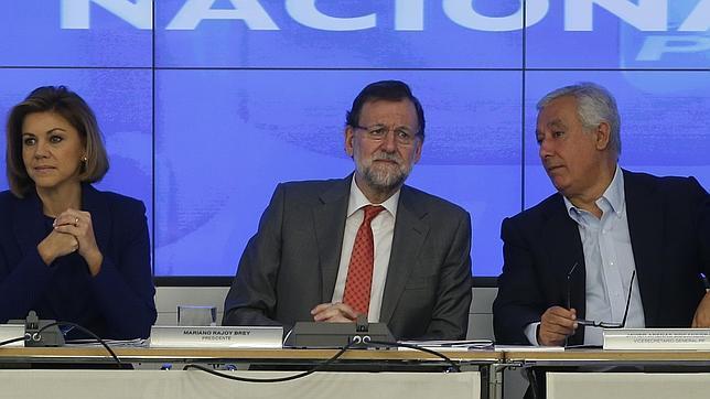 Rajoy, hoy en el comité ejecutivo nacional