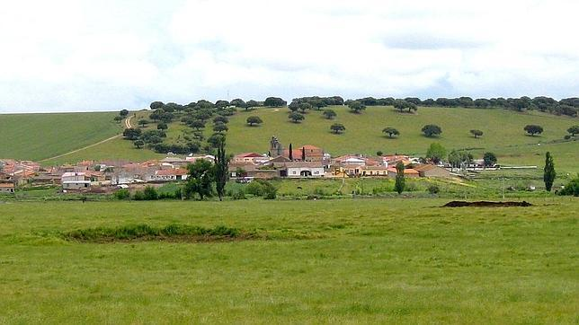 Villalba de los Llanos en la provincia de Salamanca