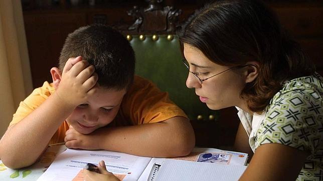 ¿Sabes cuánto tiempo recomiendan cada día para hacer deberes?
