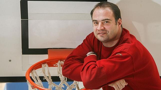 Lalo García, en una imagen tomada en 2008, poco después de estallar el caso Afinsa-Fórum
