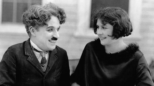 Los papeles de su segundo divorcio revelan a un Charles Chaplin «cruel e inhumano»