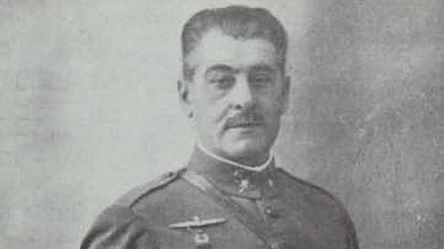 El general Balmes no fue asesinado: murió en un accidente
