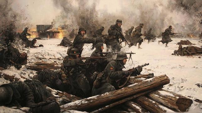 La historia de los guardias civiles que combatieron en la Segunda Guerra Mundial