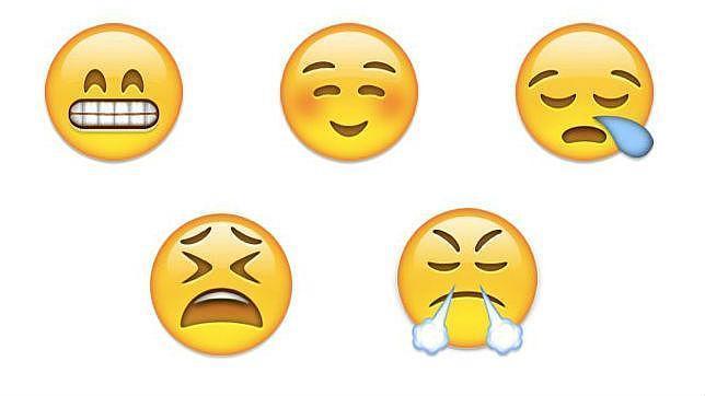 El verdadero significado de los emoticonos