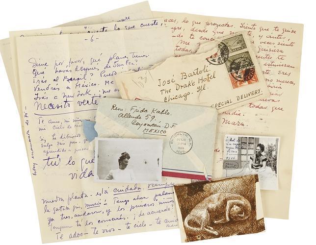 José Bartolí, la pasión española de Frida Kahlo