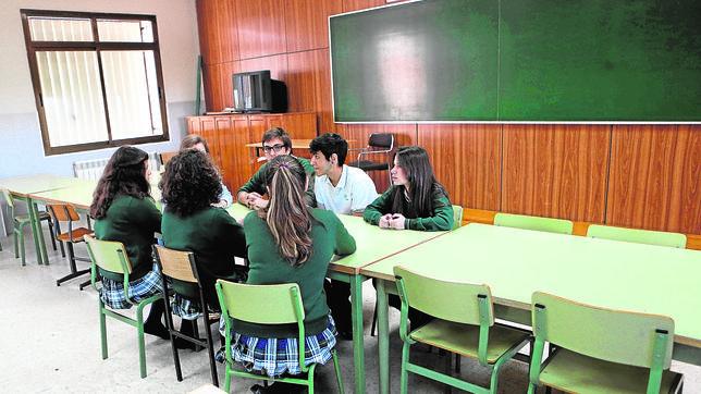 La mediación escolar todavía es minoritaria en España