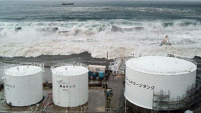 La radiación de Fukushima llega hasta las costas de Canadá