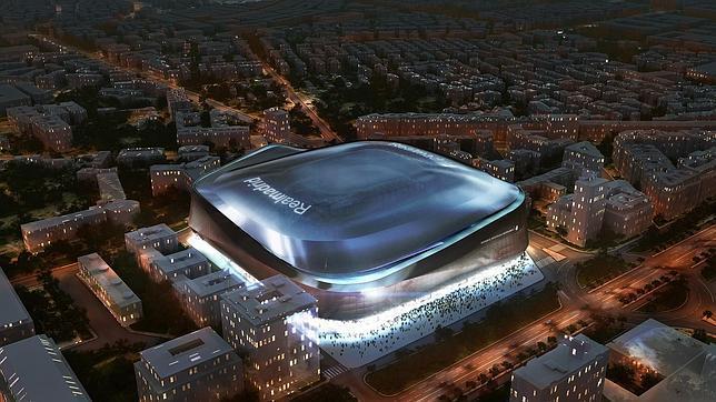 El TSJM anula en una nueva sentencia la ampliación del Santiago Bernabéu