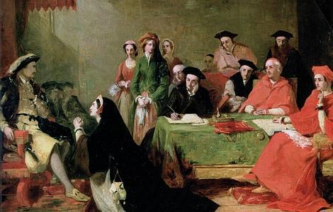 Catalina de Aragón, la Reina madrileña de Inglaterra que fue humillada por Enrique VIII