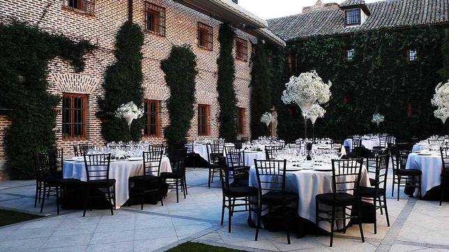 041e6699c Diez fincas de ensueño para celebrar un banquete en Madrid