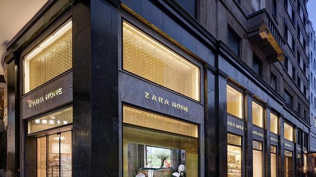 Inditex abre hoy el mayor zara home del mundo en mil n - Zara home canarias ...
