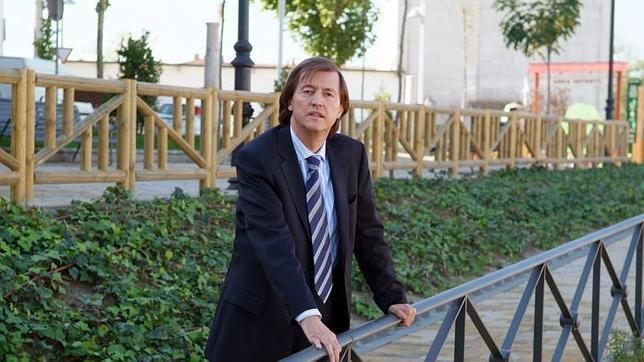 Baltasar Santos, alcalde de Navalcarnero