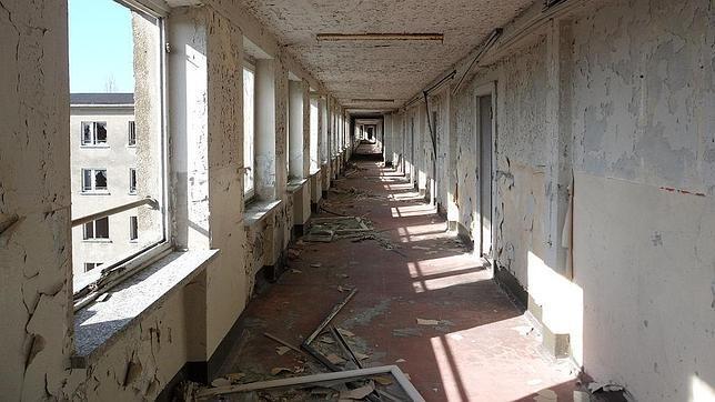 El hotel nazi abandonado que enorgullec a a hitler ser reconvertido en resort - La casa del nazi ...