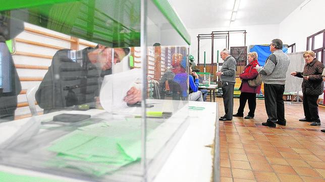 Tablets para el escrutinio de las elecciones del 24 m Ministerio del interior escrutinio