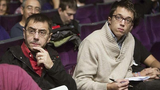 Errejón y Monedero han asesorado al chavismo tras crear Podemos