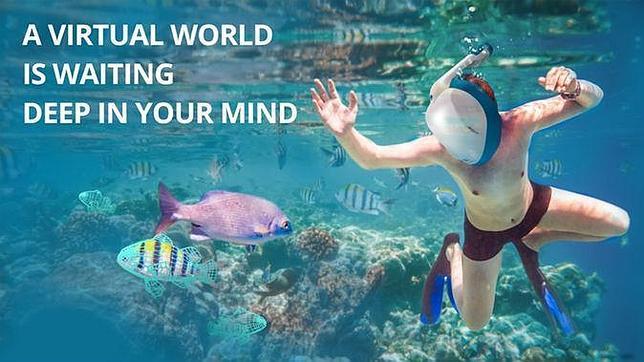 Nautilus VR: el casco hacia la realidad virtual acuática