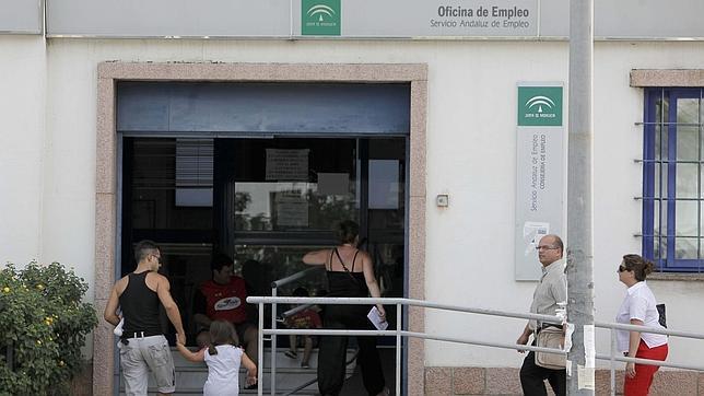 Oficina del servicio andaluz de empleo en crdoba for Oficina empleo cantabria