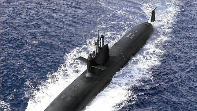 El esperpéntico robo de medio millón de euros en baterías de submarinos militares