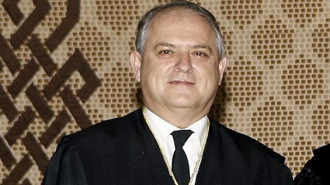 Luis Ortega Álvarez, magistrado, en su toma de posesión en el Tribunal Constitucional