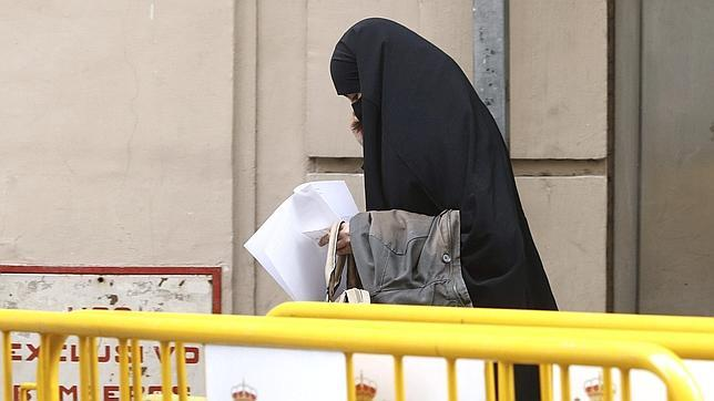 La única mujer detenida en la «operación Caronte», quedó en libertad
