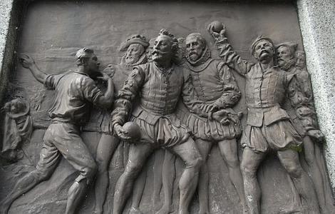 La humillante derrota que acabó con la vida de Drake, el héroe nacional inglés